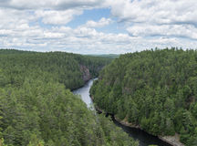 Barron Canyon - Algonquin Park Royalty Free Stock Photography