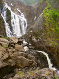 Barron Falls - Queensland, Australia Stock Image