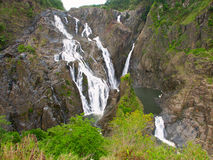 Barron Falls - Queensland, Australia Royalty Free Stock Photo