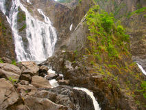 Barron Falls - Queensland, Australia Royalty Free Stock Photography