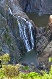 Barron Falls Queensland Australia Immagini Stock Libere da Diritti