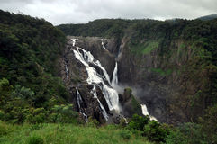 Barron Falls. Tropical North Queensland. Australia Stock Image