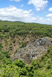 Barron Falls arkivbilder