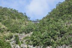 Barron Gorge 1267 royaltyfri bild