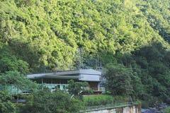 Barron Gorge Hydro Station arkivbild