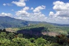 Barron Gorge National Park royaltyfri foto