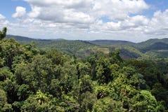 Barron Gorge National Park royaltyfria bilder