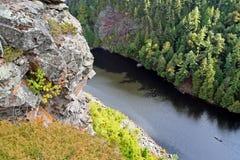 Barron River Arkivbild