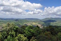 Barron wąwozu park narodowy zdjęcia stock