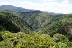 Barron wąwozu park narodowy zdjęcie stock