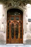 Barroque Door Stock Images