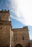 Barroux Castle Royalty Free Stock Photos