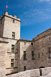 Barroux Castle Stock Photos