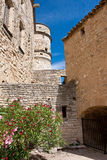 Barroux Castle Stock Photography