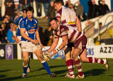 Barrow Raiders v Batley Bulldogs Royalty Free Stock Photos