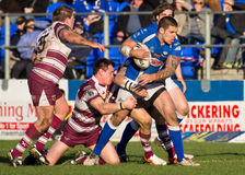 Barrow Raiders v Batley Bulldogs Stock Photo