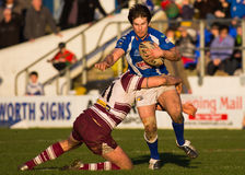 Barrow Raiders v Batley Bulldogs Stock Photos