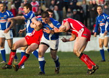 Barrow Raiders  v Leigh Centurions Stock Images