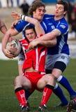 Barrow Raiders v Leigh Centurions Royalty Free Stock Photo