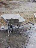 Barrow wheelbarrow pushcart Stock Images
