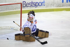 Barry Brust - Medvescak Zagreb Royalty Free Stock Photography