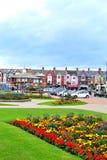 Barry Island, el Sur de Gales, Reino Unido fotos de archivo libres de regalías