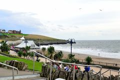 barry Island, South Wales, UK Stock Images