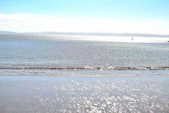 Barry Island, Zuid-Wales, het UK royalty-vrije stock afbeeldingen