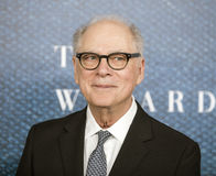 Barry Levinson. Director and Executive Producer Barry Levinson arrives for the premiere of HBO`s `The Wizard of Lies,` which is the story of financier and Stock Image