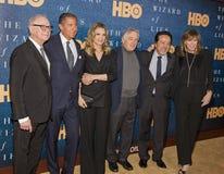 Barry Levinson, Michelle Pfeiffer και Robert DeNiro Στοκ φωτογραφίες με δικαίωμα ελεύθερης χρήσης