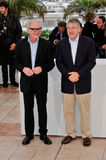 Barry Levinson, Robert de Niro Images stock