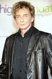 Barry Manilow appearing. Barry Manilow appearing on the red carpet in April 2010 royalty free stock photos