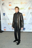 Barry Manilow appearing. Barry Manilow appearing on the red carpet in April 2010 Royalty Free Stock Photography