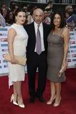Barry McGuigan und Familie Lizenzfreies Stockfoto