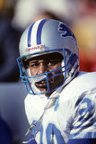 Barry Sanders Detroit Lions Photos stock