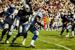 Barry Sanders Detroit Lions Stock Images