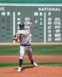 Barry Zito, Oakland A's Stock Photography