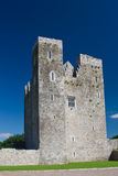 Barryscourt Castle. In summer in Ireland royalty free stock images
