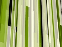 Bars abstraits orientés d'Eco Photos stock