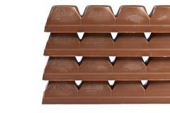 Bars chocolate Stock Photo