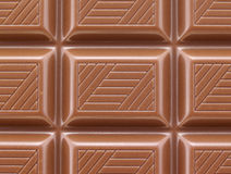 bars choklad Arkivfoton