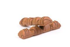 Bars de chocolat Photographie stock libre de droits