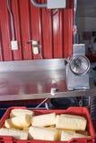 Bars de finition de fromage photos stock