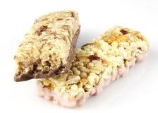 Bars de granola photos stock