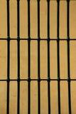 Bars en métal Photo libre de droits