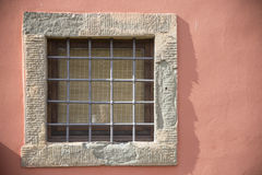 Bars' grid window Stock Photography