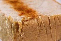 Bars of natural organic soap Royalty Free Stock Image