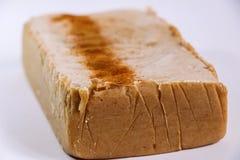 Bars of natural organic soap Stock Photo