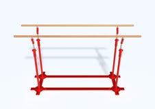 Bars parallèles Photo stock