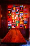 bars porslin Royaltyfri Foto